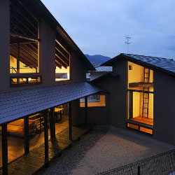 山科の家 / 2010.10
