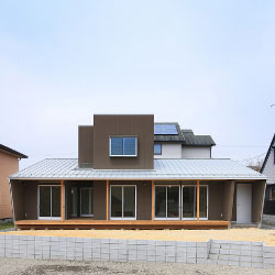 五月台の家 / 2012.04