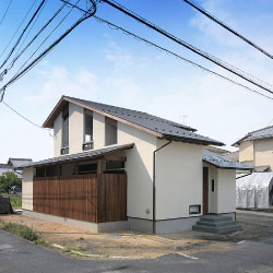 上笠の家 / 2012.05