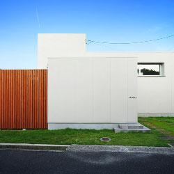 菩提寺の家I / 2012.07