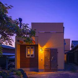鳥居平の家 / 2014.07