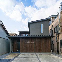 本堅田の家II / 2019.01